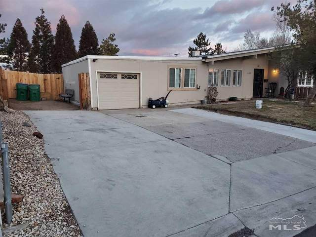 11561 Rocky Mountain Street, Reno, NV 89506 (MLS #210002942) :: Colley Goode Group- eXp Realty