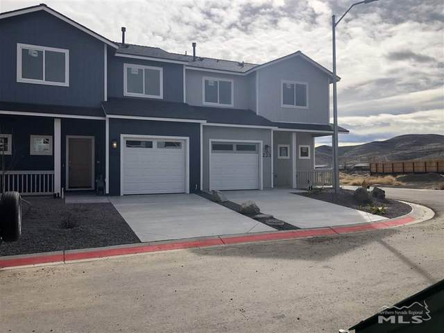229 Goss Lane, Dayton, NV 89403 (MLS #210002973) :: NVGemme Real Estate
