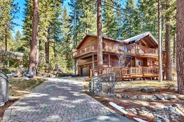 606 Lakeshore Blvd, Incline Village, NV 89451 (MLS #210002987) :: The Mike Wood Team