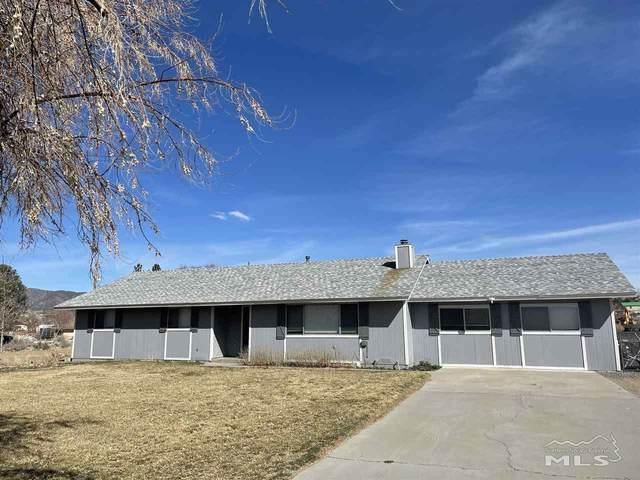2661 Squires Street, Minden, NV 89423 (MLS #210002993) :: NVGemme Real Estate