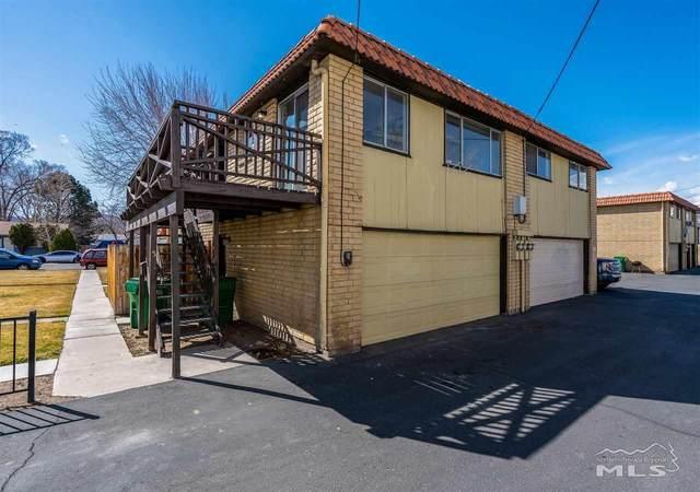 3300 Woodside Dr. #5, Carson City, NV 89701 (MLS #210002996) :: NVGemme Real Estate