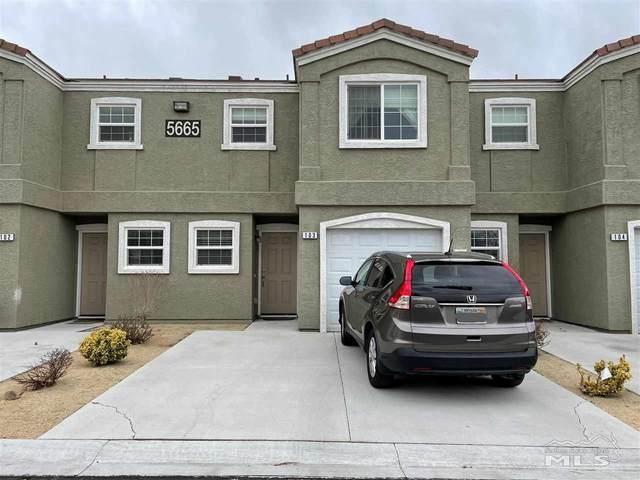 5665 Vista Luna Dr #103, Sparks, NV 89436 (MLS #210003048) :: NVGemme Real Estate
