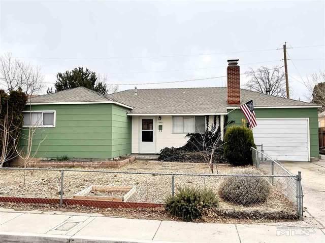 1445 Vance Way, Sparks, NV 89431 (MLS #210003068) :: NVGemme Real Estate