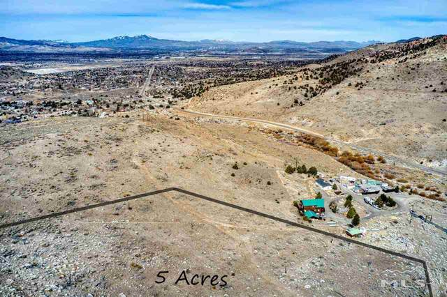 18000 Toll Road, Reno, NV 89521 (MLS #210003114) :: Chase International Real Estate