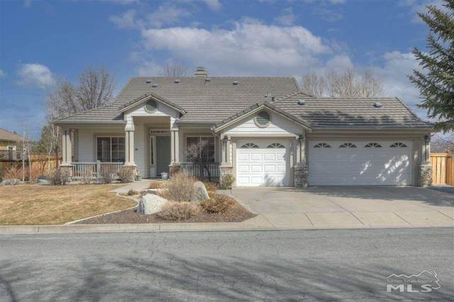 183 St. Albans Place, Carson City, NV 89703 (MLS #210003116) :: Morales Hall Group