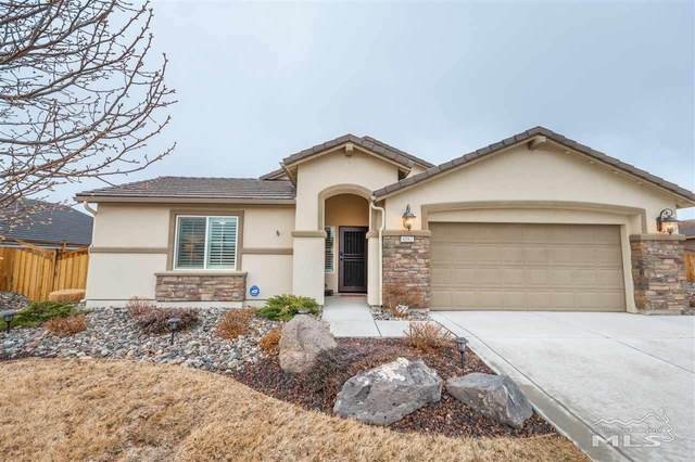 4162 Phenomenon Court, Sparks, NV 89436 (MLS #210003134) :: The Mike Wood Team