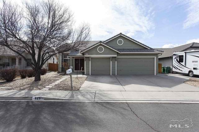 925 Country Ridge Dr., Sparks, NV 89434 (MLS #210003137) :: Morales Hall Group