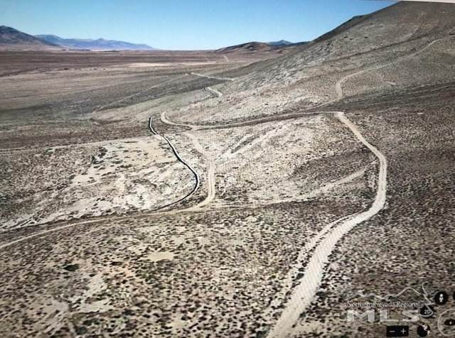 Duck Creek Mining District, Ely, NV 89301 (MLS #210003173) :: Chase International Real Estate