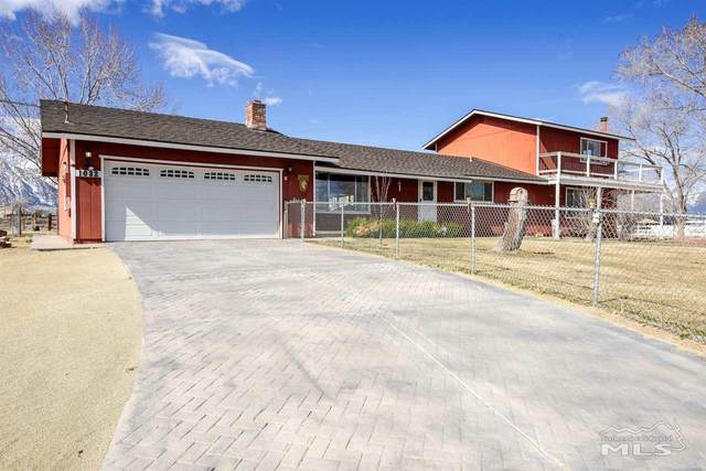 1032 Kerry Lane, Gardnerville, NV 89460 (MLS #210003176) :: NVGemme Real Estate