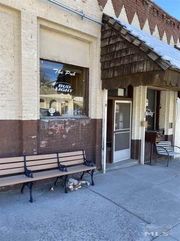 90 Main Street, Austin, NV 89310 (MLS #210003178) :: Chase International Real Estate