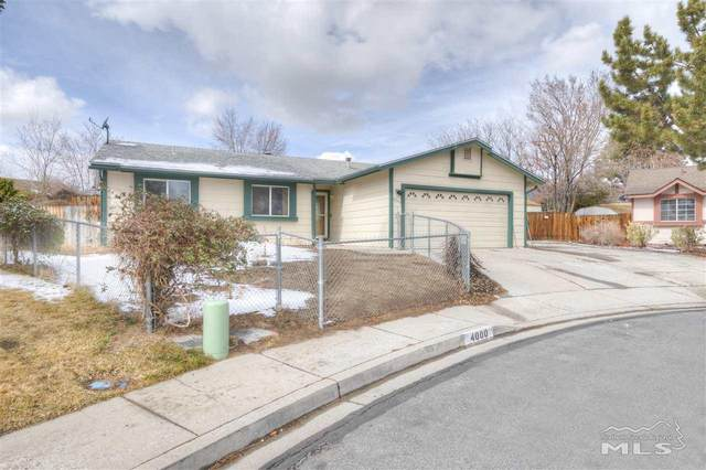 4000 Montez Dr, Carson City, NV 89706 (MLS #210003194) :: NVGemme Real Estate