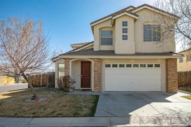 1231 Flintwood Drive, Carson City, NV 89703 (MLS #210003227) :: NVGemme Real Estate