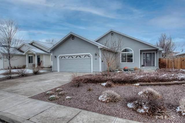 806 W Long St, Carson City, NV 89703 (MLS #210003248) :: Morales Hall Group
