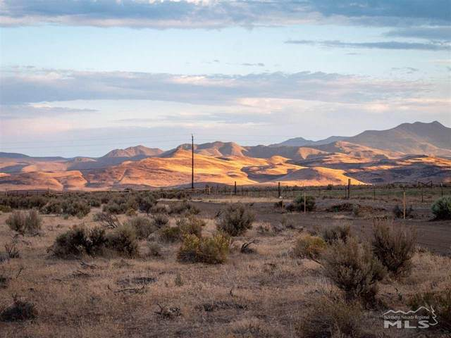 0 Geurts, Stagecoach, NV 89429 (MLS #210003275) :: The Mike Wood Team