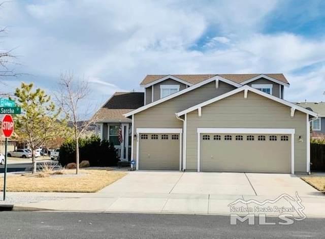 8900 Sorcha Street, Reno, NV 89506 (MLS #210003290) :: Morales Hall Group