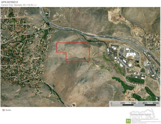 Apn 00709212, Carson City, NV 89703 (MLS #210003304) :: NVGemme Real Estate
