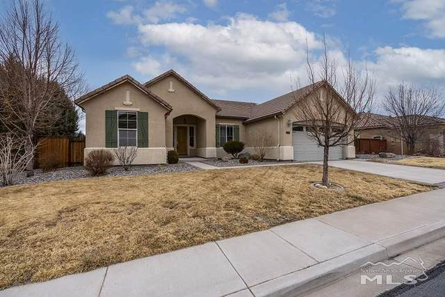 2940 Savona, Sparks, NV 89434 (MLS #210003321) :: Morales Hall Group
