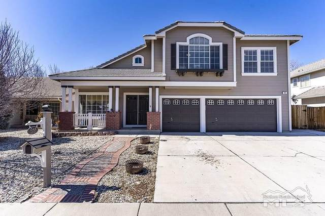 965 Dolce Drive, Sparks, NV 89434 (MLS #210003334) :: Morales Hall Group
