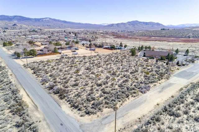 101 Arthur Street, Carson City, NV 89701 (MLS #210003335) :: NVGemme Real Estate
