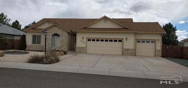 1287 Siesta Court, Minden, NV 89423 (MLS #210003358) :: Chase International Real Estate