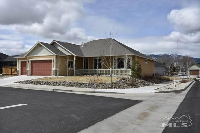 1704 Fonte Ct, Minden, NV 89423 (MLS #210003398) :: Chase International Real Estate