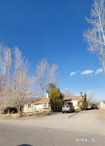 1634 Lattin Rd, Fallon, NV 89406 (MLS #210003403) :: Morales Hall Group