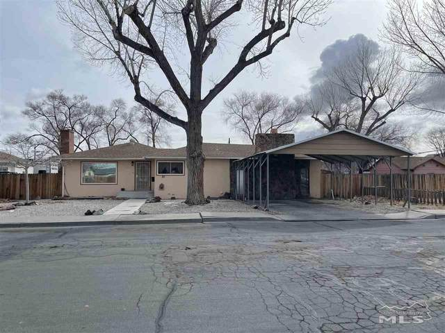 80 N Allen St, Fallon, NV 89406 (MLS #210003407) :: Morales Hall Group
