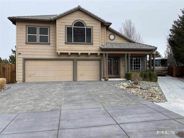 2116 Frisco Way, Sparks, NV 89434 (MLS #210003420) :: Morales Hall Group