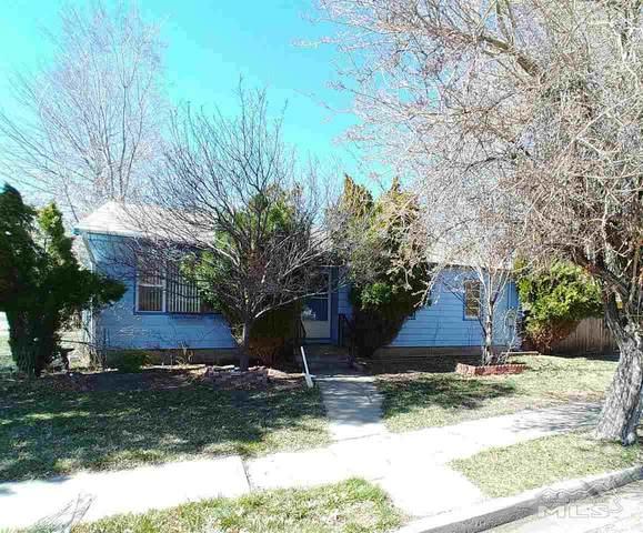 202 N Iris Street, Carson City, NV 89703 (MLS #210003421) :: Morales Hall Group