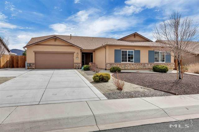 1127 Ferretto Pkwy, Dayton, NV 89403 (MLS #210003440) :: Morales Hall Group