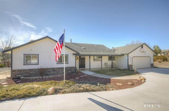 2976 Santa Inez Drive N/A, Minden, NV 89423 (MLS #210003449) :: NVGemme Real Estate