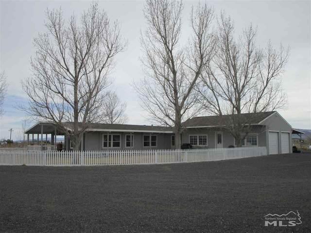 5095 Nectarine, Silver Springs, NV 89429 (MLS #210003452) :: NVGemme Real Estate