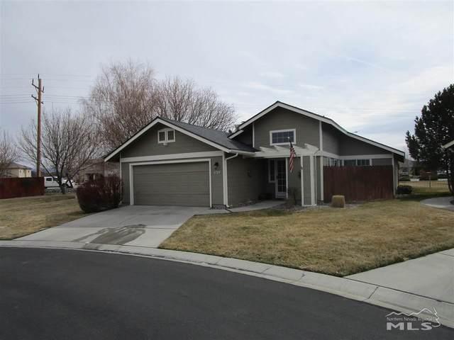 1729 Lavender Court, Minden, NV 89423 (MLS #210003467) :: NVGemme Real Estate
