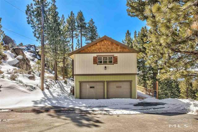 194 Hubbard, Stateline, NV 89449 (MLS #210003473) :: Morales Hall Group