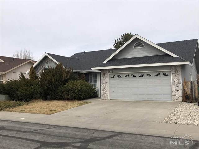 576 Meridian Ct., Carson City, NV 89701 (MLS #210003503) :: Morales Hall Group