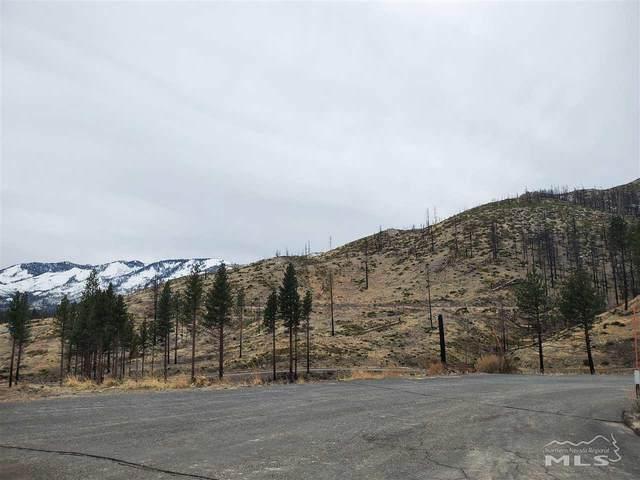 2105 J S Bar Ranch Road, Washoe Valley, NV 89704 (MLS #210003525) :: Morales Hall Group