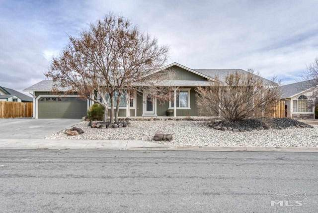 1415 Rosy Finch Dr., Sparks, NV 89441 (MLS #210003541) :: Morales Hall Group