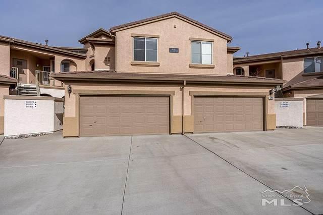 6141 Ingleston Drive #813, Sparks, NV 89436 (MLS #210003547) :: NVGemme Real Estate