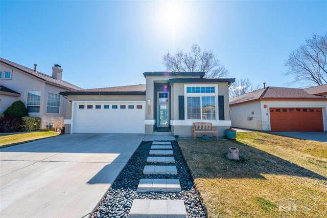 2689 Carriage Crest, Carson City, NV 89706 (MLS #210003618) :: Morales Hall Group