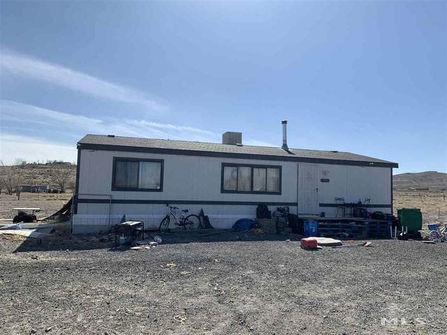 1313 W 5th W 5th St, Silver Springs, NV 89429 (MLS #210003624) :: The Mike Wood Team