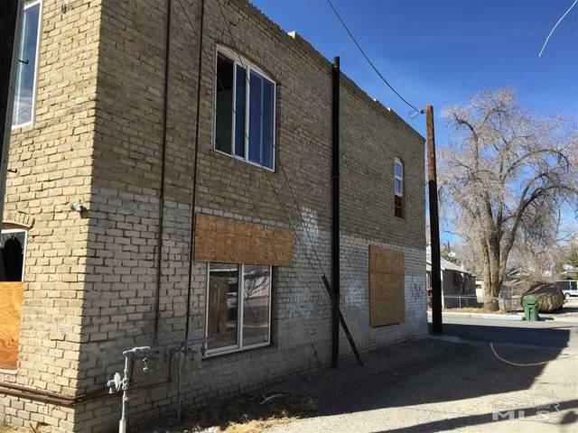240 E Fairview Street, Fallon, NV 89406 (MLS #210003630) :: Morales Hall Group
