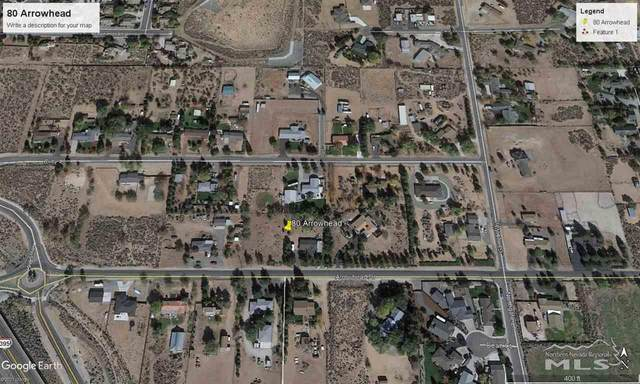 80 Arrowhead Drive, Carson City, NV 89706 (MLS #210003673) :: Morales Hall Group