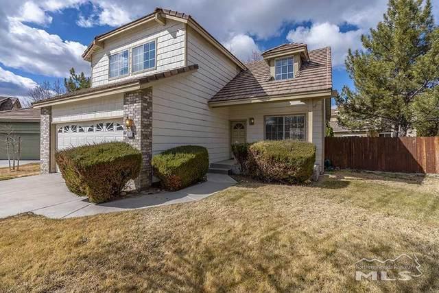4695 Hydepark, Reno, NV 89502 (MLS #210003786) :: Morales Hall Group