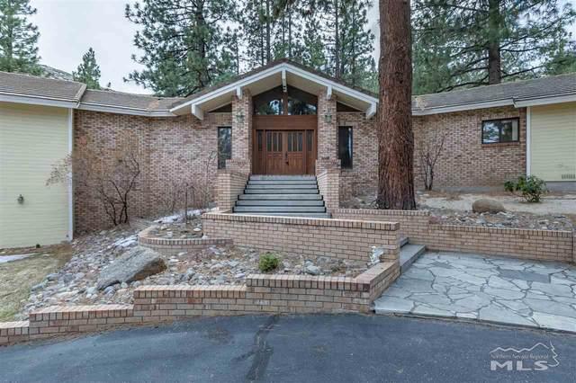 4611 Wagon Wheel Road, Carson City, NV 89703 (MLS #210003800) :: Morales Hall Group