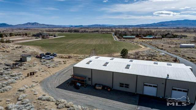 99 Lower Colony Rd, Wellington, NV 89444 (MLS #210003830) :: Morales Hall Group