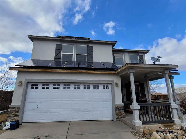 8845 Silver Dawn Ct, Reno, NV 89506 (MLS #210003866) :: Morales Hall Group