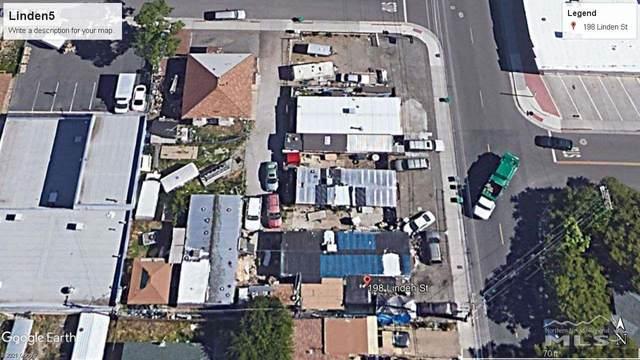 190/198 Linden, Reno, NV 89502 (MLS #210003874) :: Theresa Nelson Real Estate