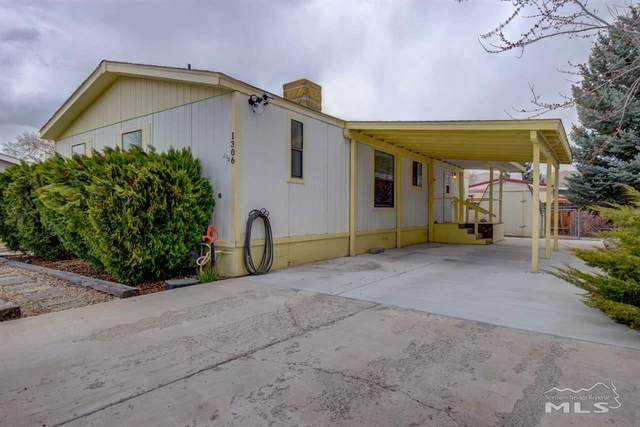 1306 Jewell, Carson City, NV 89701 (MLS #210003881) :: Morales Hall Group