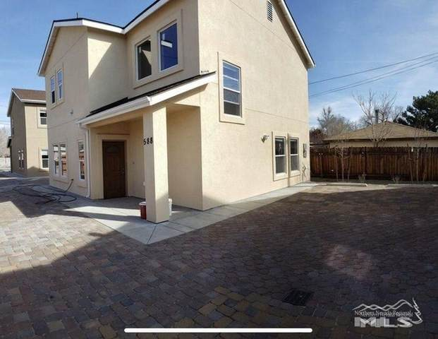 588 Capitol Hill, Reno, NV 89502 (MLS #210003891) :: Theresa Nelson Real Estate
