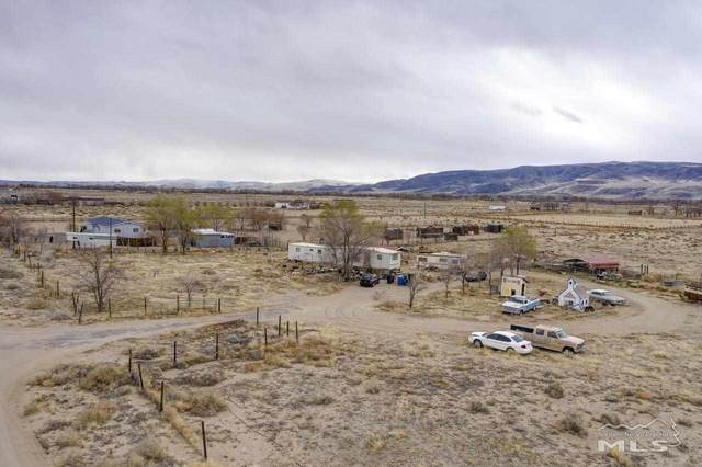 2405 E Badger, Silver Springs, NV 89429 (MLS #210003907) :: The Mike Wood Team